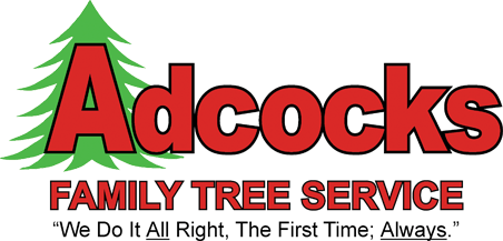 Adcocks Family Tree Service: We Do It ALL Right, The First Time; ALWAYS.